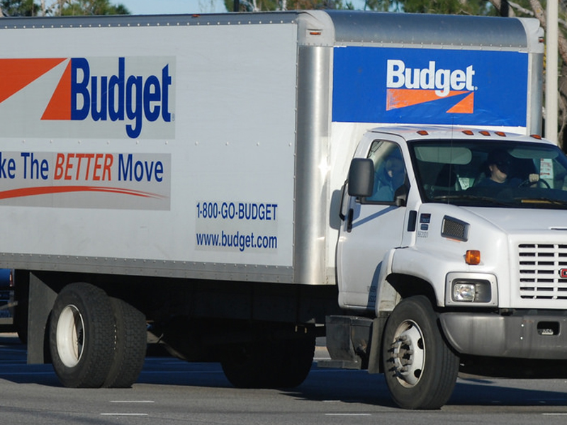 best Budget Truck loading help, best Budget Truck moving help