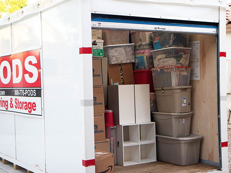 best pods movers, best pods moving company